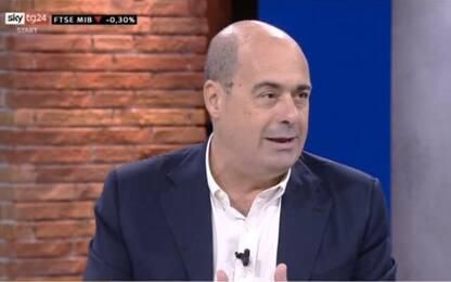 Regionali Umbria, Zingaretti a Sky TG24: Non voglio voto, cambio passo