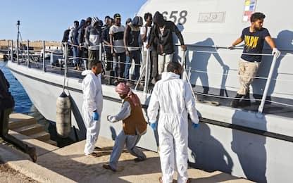 Migranti, Italia chiede di modificare l'accordo con la Libia