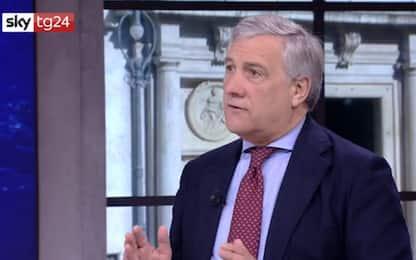 Tajani a Sky TG24: Accordo con Italia Viva sarebbe scellerato. VIDEO