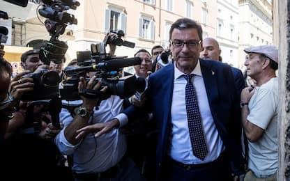 """Giorgetti: """"Tavolo per le riforme e nuova legge elettorale"""""""