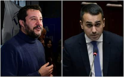 """Caso Gregoretti, Di Maio: """"Salvini da sovranista a vittimista"""". VIDEO"""