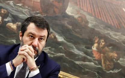 """Salvini: """"Non si blocca Italia per la legge elettorale"""""""