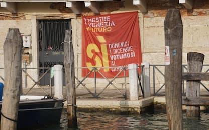 Il referendum Venezia-Mestre non passa: affluenza al 21,73%