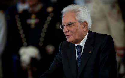 """Mattarella: """"Senza evasione fiscale più soldi per stipendi e pensioni"""""""
