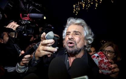 """Beppe Grillo sulle Sardine: """"Sono un movimento igienico-sanitario"""""""