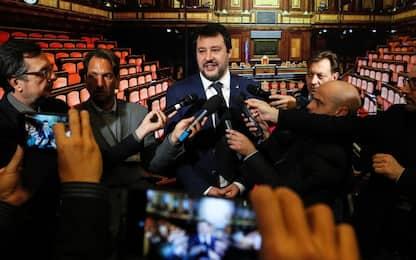 Sondaggi politici, Emg: se si votasse oggi, Lega primo partito