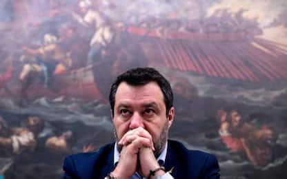 """Salvini: """"Caso Gregoretti? In tribunale con me milioni di italiani"""""""