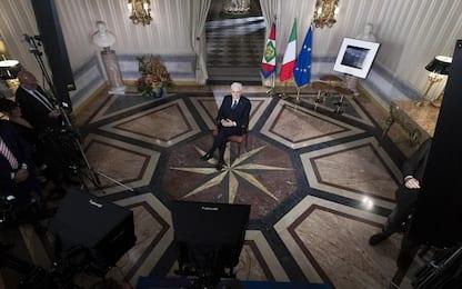 Discorso di Mattarella, le reazioni della politica