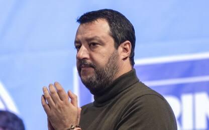 """Salvini: """"Quello di Conte è il peggior governo dal Dopoguerra"""""""