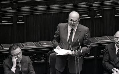 Craxi, chi era l'ex presidente del Consiglio e leader Psi
