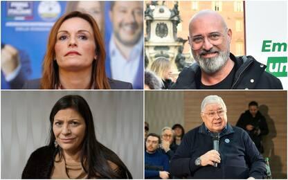 Sondaggi politici: in Emilia Romagna testa a testa, Calabria al cdx