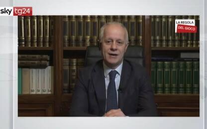 """""""La regola del gioco"""", Fontana: """"Maggioritario per dare stabilità"""""""