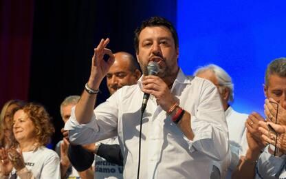 """Legge elettorale, Matteo Salvini: """"Mi auguro si dia parola al popolo"""""""