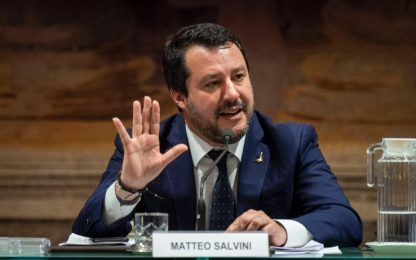 Caso Gregoretti, ok della Giunta al processo a Salvini