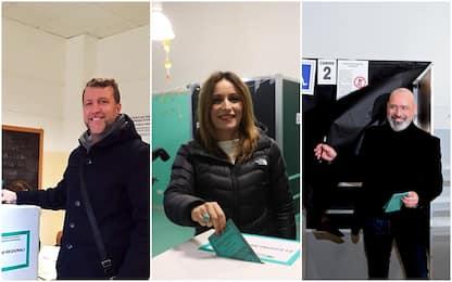 Elezioni regionali in Emilia Romagna, i seggi. FOTO