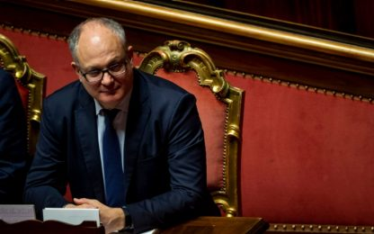 Suppletive, Gualtieri candidato unitario del centrosinistra a Roma
