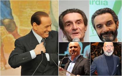 Da Berlusconi a Bonaccini, il look dei politici. FOTO