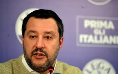"""Taglio parlamentari, Salvini: """"Se passa, Parlamento delegittimato"""""""