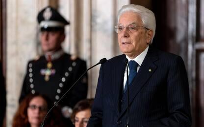 """Foibe, Mattarella: """"Sciagura nazionale, c'è ancora negazionismo"""""""