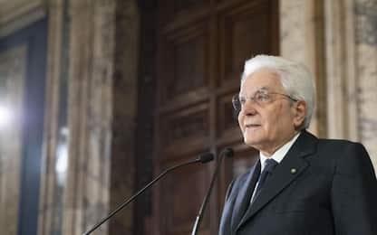 Mattarella, 5 anni da presidente della Repubblica. FOTO
