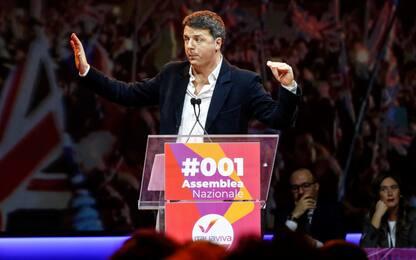 """Prescrizione, Renzi sfida Bonafede: """"In Senato non ha i numeri"""""""