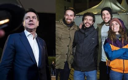 """Le Sardine scrivono a Conte: """"In agenda Sud, sicurezza e dignità"""""""