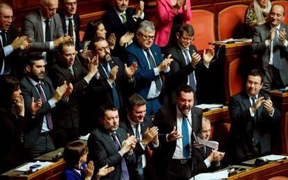 Caso Gregoretti,  sì del Senato al processo a Salvini