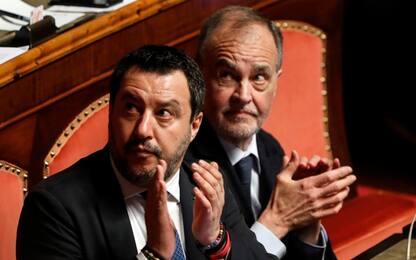 """Caso Gregoretti, il Senato vota """"sì"""" per processo Salvini"""
