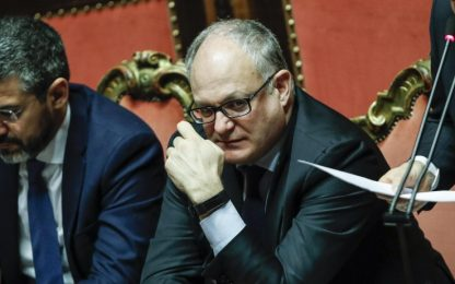 Coronavirus Italia, Gualtieri: sostegno ai lavoratori finché servirà