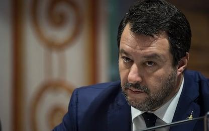 """Salvini attacca il governo: """"Le elezioni sono la via maestra"""""""