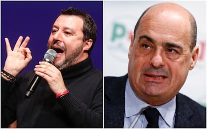 Aborto, polemica su parole di Salvini. Zingaretti: aggredisce le donne