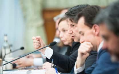 Vertice su sicurezza e immigrazione: si va verso due dl separati