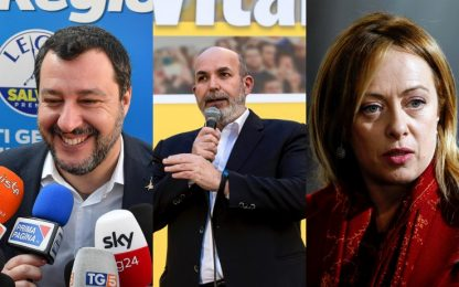 Sondaggi politici, Ixè-Carta Bianca: Lega al 24,6%. Calo Pd, sale M5S