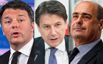 """Renzi chiede incontro a Conte. Il premier: """"Mia porta aperta"""""""