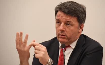"""Renzi: """"Se Conte respinge le idee di Iv faremo un passo indietro"""""""