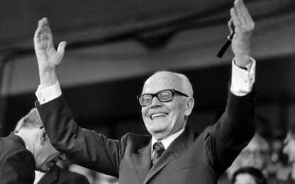 """Pertini, 30 anni fa moriva il """"presidente degli italiani"""""""