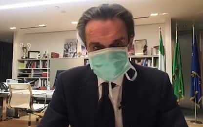 Coronavirus, Boccia: Non avrei messo mascherina come ha fatto Fontana