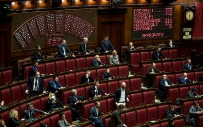 Coronavirus, rinviato il referendum sul taglio dei parlamentari