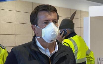 """Covid Bergamo, Gori: """"Didattica a distanza al 50%, capienza bus 60%"""""""