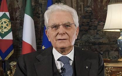 """Primo Maggio, il messaggio di Mattarella: """"Supereremo difficoltà"""""""