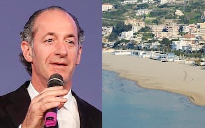 """Coronavirus, Zaia: """"Pannelli in plexiglass in spiaggia? Inquietanti"""""""