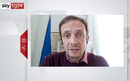 """Fedriga a Sky TG24: """"Ipotizzare riaperture prima del 4 maggio"""". VIDEO"""