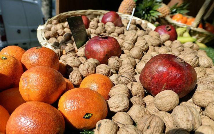 Le noci contengono buone quantità di acido alfa-linoleico