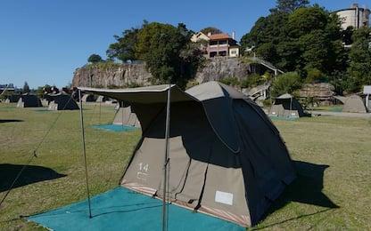 Insonnia? Un weekend in tenda potrebbe essere d'aiuto