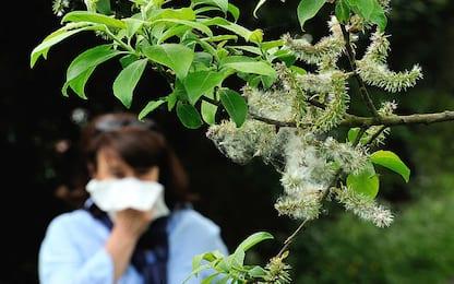 Malattie allergiche: in Italia ne soffre un bambino su tre
