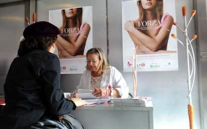 Prevenzione tumore al seno, a ottobre eventi e visite gratuite