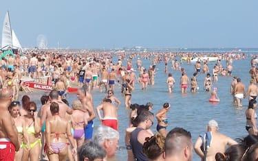 Fotogramma_Spiaggia_Rimini
