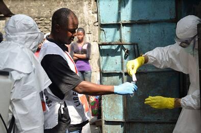 Epidemia di Ebola in Congo: al via campagna di vaccinazione