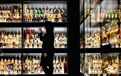 Vino e liquori avrebbero effetti diversi sull'umore delle persone