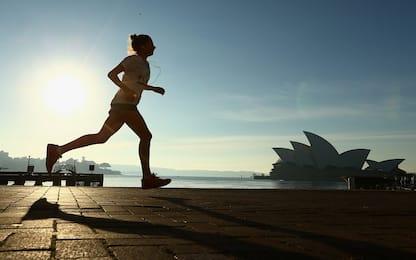 I benefici della camminata sulla salute dipendono dal ritmo